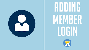 design icon wix adding a member login and page restrictions in wix wix my website