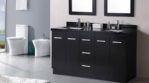 Black Bathroom Vanity Set Black Bathroom Cabinet B American