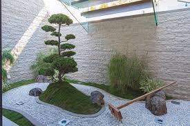 outdoor zen garden