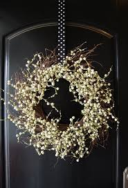home by heidi diy how to hang a wreath on a door