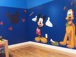 Mickey Mouse Clubhouse Bedroom Decor Mickey Mouse Clubhouse Room Ideas