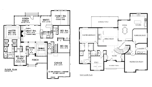 houses plans big house floor plan large plans house plans 75832