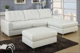 Living Room Double Storage Ottoman Small Double Ottoman White
