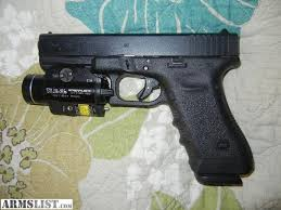 Armslist For Sale Glock 22 Gen 3 40 Cal With Streamlight Tlr 2