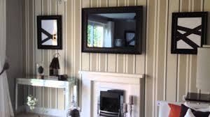 mirror tv above fireplace pictureframe tv youtube