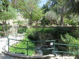 the holyoaks in the holy land the garden tomb