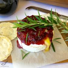 easy baked brie with lingonberry брусника s food adventures