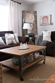 Dark Brown Sofa by Brown Couches And Industrial Vintage Style Wall Color Owl Grey