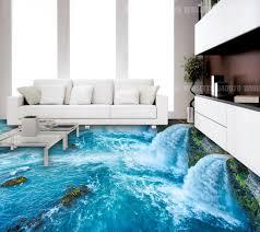 3d ocean floor designs customize 3d ocean floor murals ocean bathroom kitchen adhesive