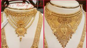wedding gold set bridal gold jewellery designs images wedding necklace sets
