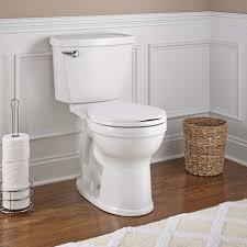 champion 4 right height round front toilet 1 6 gpf american