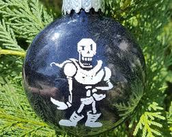 undertale ornament etsy