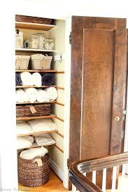 bathroom closet ideas linen closet organizer ideas bathroom closet storage