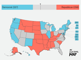 My 2016 Presidential Election Electoral Map Prediction by How We Built Vox U0027s Audience Driven Election Projects Vox Media