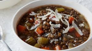 ina garten butternut squash soup ina u0027s lentil vegetable soup food network