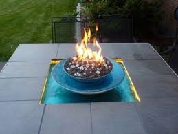 Glass Firepits Brian Johnson And Water Feature And Water Pinterest