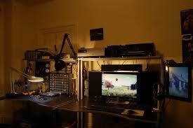 playspace www machinegrid com 2009 12 the jerker geek desk u2026 flickr