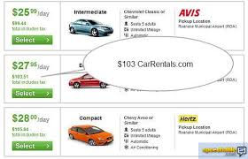 rent for a day where you should check to get a great rental car deal
