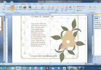 word 2013 brochure template high quality template