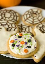 healthier halloween sugar cookies texanerin baking
