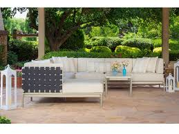 Patio Conversation Sets On Sale Patio U0026 Things Crossings Outdoor Furniture Collection By Brown