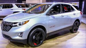2017 chevrolet equinox redline edition review top speed