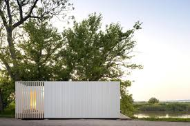 small prefab and modular houses house bliss treehouse riga compact modular home with bedrooms just