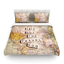 Travel Duvet Cover Sylvia Cook