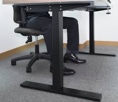 Manual Adjustable Height Desk by Manually Adjustable Standing Desk With Hand Crank Rct U2013 Display