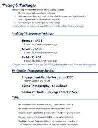 photography packages pricing1 jpg