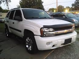 chevrolet trailblazer white loughmiller motors
