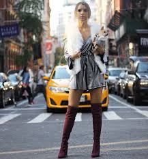 Latest Trends by Latest Trends In Fashion Metallic Clothing Jocelyn Fur Style