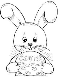christmas easter bunny coloring batch coloring