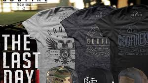 godfire apparel you a story we a voice by godfire