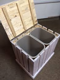 How To Make A Toy Chest Out Of Pallets by The 25 Best Recycling Storage Ideas On Pinterest Patio Storage