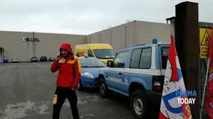 sede dhl torino logistica sciopero alla dhl la polizia sgombera il presidio ai