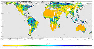 Map Snap Usa by Nasa Launches Groundbreaking Soil Moisture Mapping Satellite Nasa