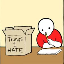 Hate Meme - box of hate know your meme