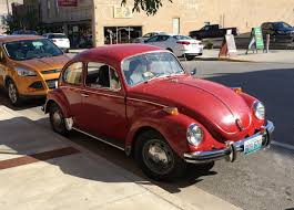 vw bug ute curbside outtake 1972 1971 vw beetle u2013 one of these things is not