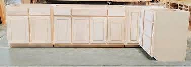 where to buy cheap unfinished cabinets unfinished kitchen cabinets builders discount center