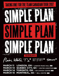 set it off added to canadian shows with plain white t u0027s simple