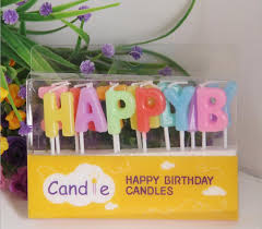 happy birthday candle happy birthday candle kids gift mini candles birthday