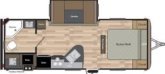 Bunkhouse Trailer Floor Plans Springdale