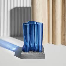 Alvar Aalto Savoy Vase Aalto Vase Finlandia By Iittala In The Shop