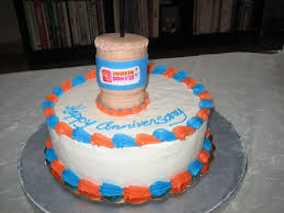 dunkin donuts cake cakecentral com