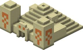 desert temple from minecraft wiki and the bible