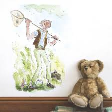 Home Inspiration by Quentin Blake Wall Sticker Designing Home Inspiration Awesome