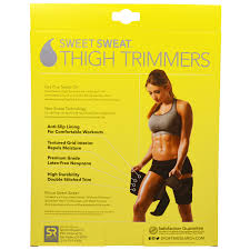 180 Muscle 180 Muscle Review And Bonus Sports Research Sweet Sweat Thigh Trimmers Yellow 1 Pair