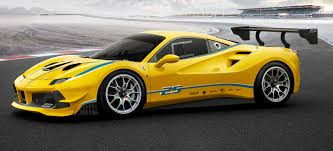 ferrari 488 modified ferrari unveils the 488 challenge myautoworld com