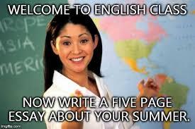 English Teacher Memes - every english teacher ever imgflip